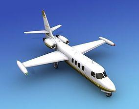 IAI Westwind I 3D model