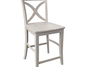 Chair08 3D asset