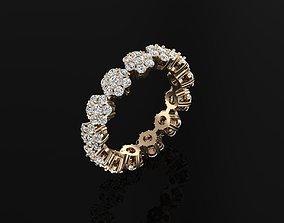 Ring id-004 3D print model