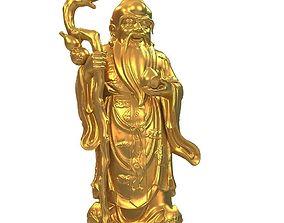 3D print model Longevity god 5