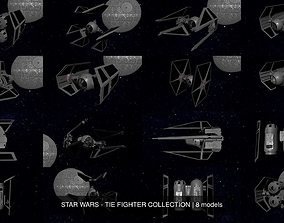 STAR WARS - TIE FIGHTER COLLECTION 3D model