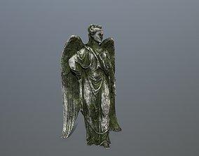 3D model Angel Statue 5