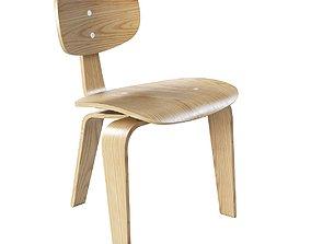 SE 42 3-Legged Chair by Egon Eiermann 3D model