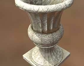 3D asset Game Ready Vase