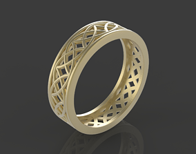 ornament ring 3D print model