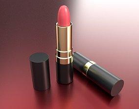 Red Lipstick 3D model