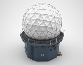 3D Antenna Radome