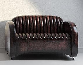 3D model Mustang sofa