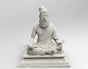 Indian Tamil Ancient Saint Thiru 3D printable model 1