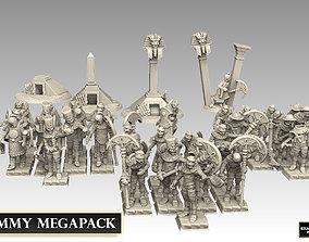 3D print model Mummy Megpack