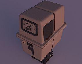 Gonk Droid 3D