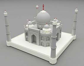 taj 3D Taj mahal