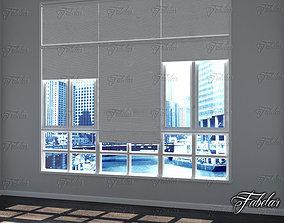 Curtains 3D asset realtime