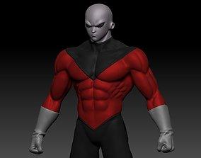 Dragon ball super Fan art 3D print model Jiren body