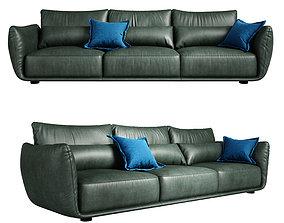 3D Cierre imbottiti Clift sectional Sofa SX