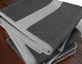 Towel household 3D