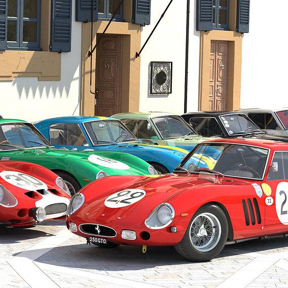 Ferrari 250 GTOs Collection
