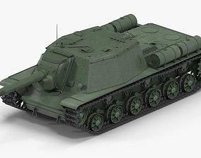 3D model Su 152