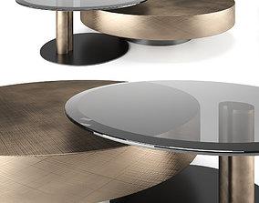 3D Coffee table Arena Bond Design Yasuhiro Shito