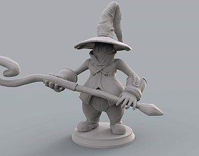 Vivi from Final Fantasy 9 3D printable model