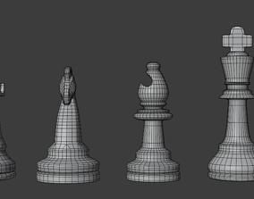 3D asset Cheas