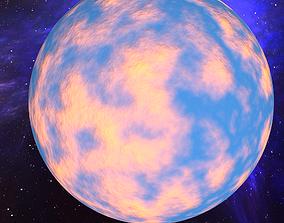 3D model Planet 2
