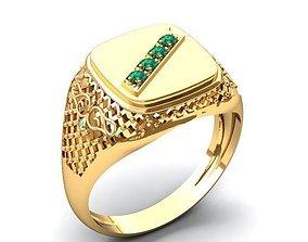 3D print model Ring 81