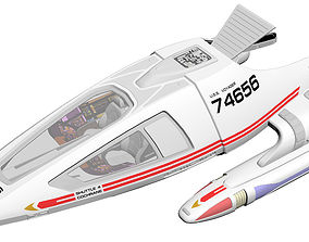 Space Craft 3D model