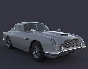 Aston Martin DB 5 3D