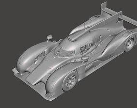 Audi R18 etron Quattro Le Mans 3D printable model 3