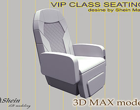 3D model VIP CABIN SEATING