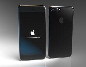 iphone 7 plus 3D model