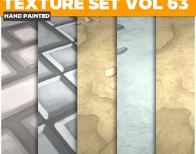 3D model Floor Vol 63 - Game PBR Textures