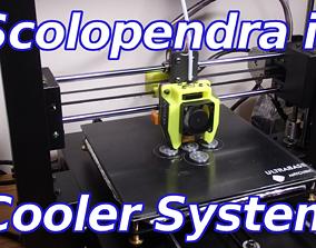 E3Dv5 - Scolopendra i3 Cooler for i3mega and