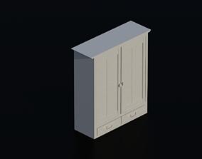 3D model Cupboard 03