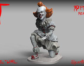 3D printable model Pennywise the Dancing Clown Bill