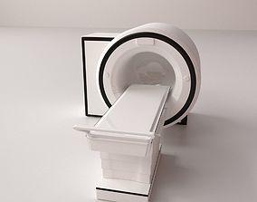 3D MRI Scan