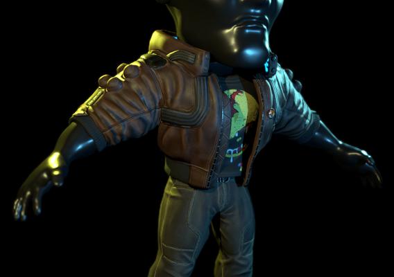 Cyberpunk 2077 outfit