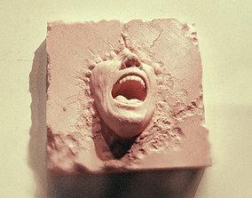 3D printable model Struggle-Cry