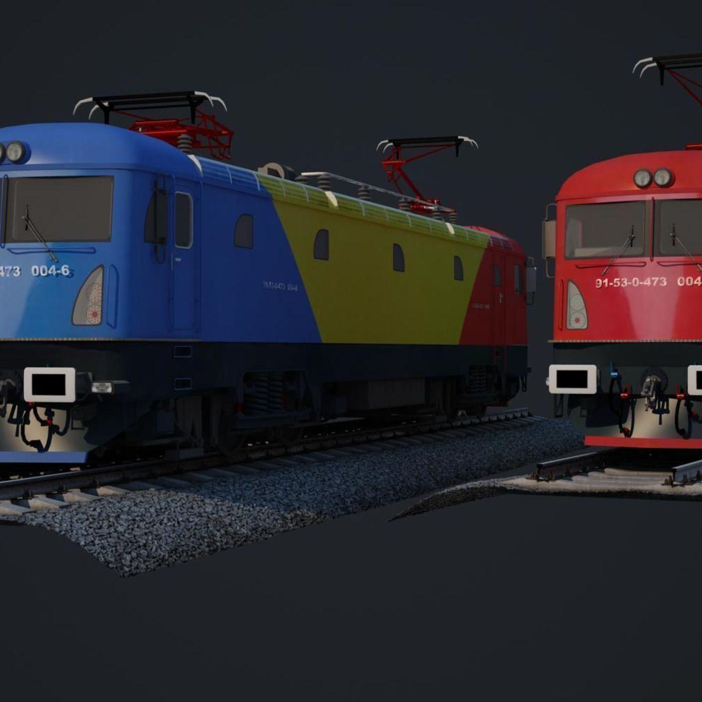 Train  Le 6600 Kw-Phoenix