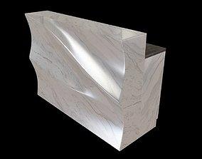 Marble bar 3D model