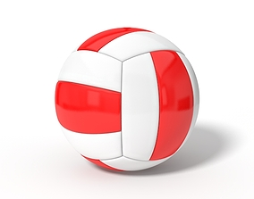 simple volley ball 3D