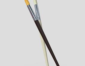 3D asset Paint Brush 4