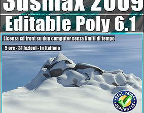 006 1 3ds max 2009 Editable Poly v 6 1 Italiano cd