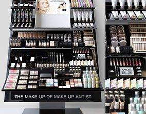 3D Cosmetic Set 6 Showcase