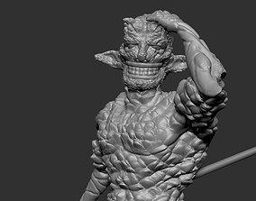 3D model Chaotic Anti-Hero