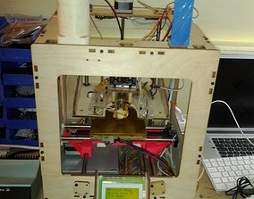 3D print model Open Top Tom