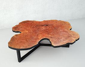3D model Lychee Stump Table