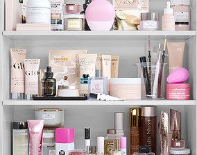 3D model pomade Beauty salon Cosmetics