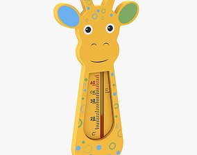 3D model realtime Baby Thermometer